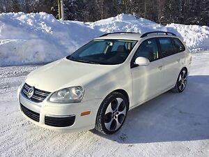 Volkswagen jetta 2009 wagon 2.5