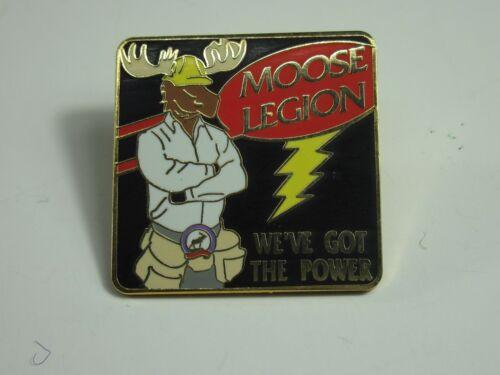 Loyal Order of Moose  Moose Legion We