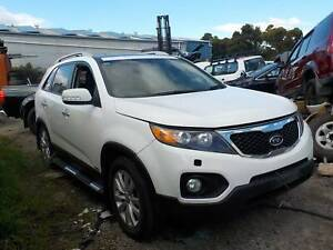 WRECKING 2010 KIA SORENTO CRDi 2.2L DIESEL AUTO North St Marys Penrith Area Preview