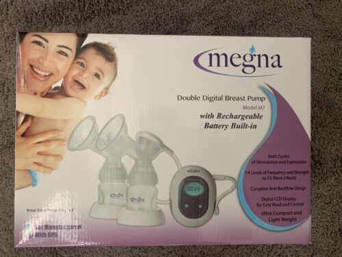 Megna Double Breast Pump M7