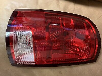 2009-2018 Dodge Ram 1500 2500 3500 Pickup Truck OEM Left Rear Tail Light Lamp