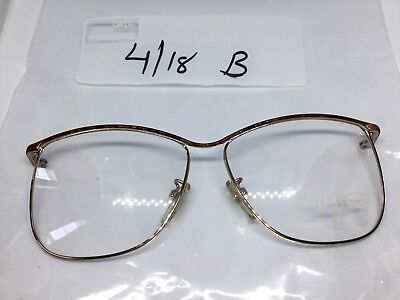 Cheryl Tiegs 54 Eyeglasses frame without temple for parts only (Eyeglasses Without Temples)
