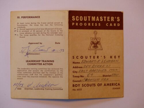 Used 1973 Scoutmaster