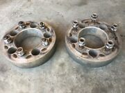 Landcruiser 70 Series Wheel Spacers Hackett North Canberra Preview