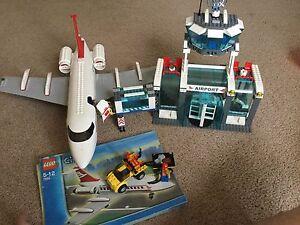 Lego City Airplane 7894 Wagga Wagga Wagga Wagga City Preview