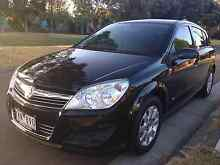 2008 Holden Astra nice condition OFFERS,RWC and long  rego Melbourne CBD Melbourne City Preview