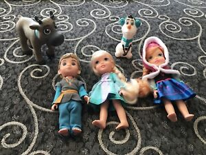 Frozen figures