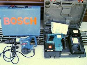 BOSH 388+ DYNALINK 190 2x Hammer Drills Power Tool 4 Parts/Repair Little Bay Eastern Suburbs Preview