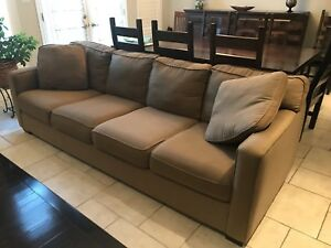 4 seat couch and Love Seat
