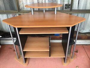 Corner Computer Desk Forrestfield Kalamunda Area Preview