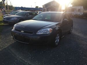 2009 CHEVROLET IMPALA LOW KMS!