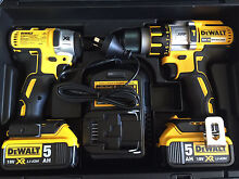 Dewalt brushless sett in box Casula Liverpool Area Preview