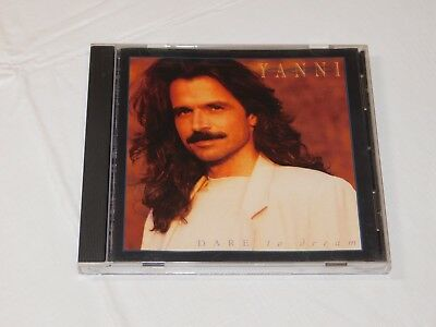Dare to Dream by Yanni CD 1992 Private Music Once Upon a Time A Love for Life d'occasion  Expédié en Belgium