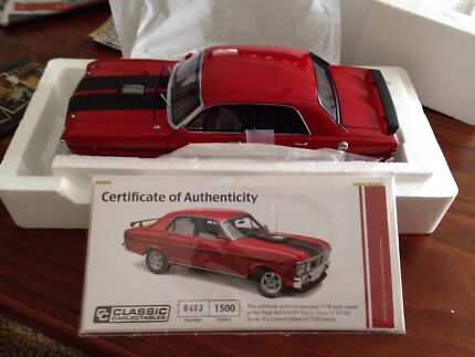 Diecast Collectibles holden Hq ht hg hj ford XW XY  Sandy Beach Coffs Harbour Area Preview