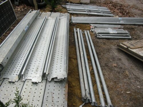 AT-PAC  Scaffold Scaffolding Ringlock Galvanized Steel 10