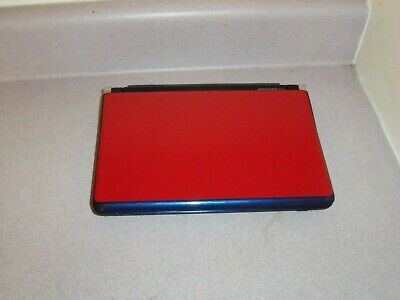 RED & BLUE FAST Slim WIN7 WIDE SCREEN WEBCAM,DUAL CORE1.60GHz,2.0G,160GB