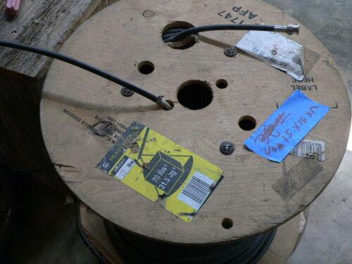 Belden 8281Coaxial Black 400 to 500 Feet Digital Medial Bulk Cable Spool