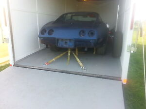 77 Corvette rough condition NO ENGINE OR TRANS
