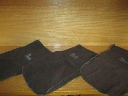 Allen Edmonds Fabric Shoe Storage Bags (3)