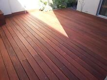 Jarrah timber recycled floorboards decking Bayswater Bayswater Area Preview