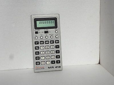 Vintage Rare RFT MR 413 StopwatchDateTimeAlarmCalculator