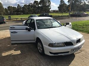 2002 MAGNA TJ EXECUTIVE LONG REGO Sunshine Brimbank Area Preview