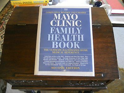 Mayo Clinic Family Health Book  Mayo Clinic  1996  Hcdj