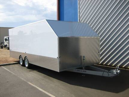 Custom Trailer Built To Your Requirements (Car,Bike,Box,Enclosed)