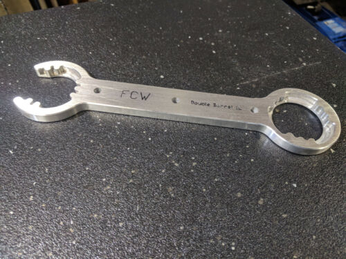 CC Double Barrel Inline IL Wrench