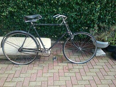 "Antique Vintage Raleigh 24"" Men's Bike"