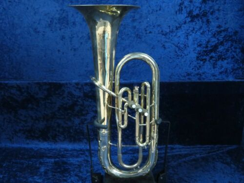 Olds Ambassador 3 Valve Euphonium Ser#640831 Great Sounding Horn w/Mouthpiece
