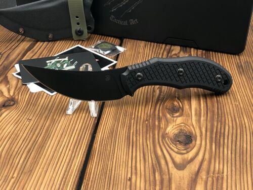 """Bastinelli Creations Chopper Fixed Blade Knife 3.5"""""""