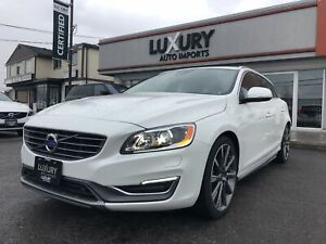 2015 Volvo V60 T5 Premier Plus|AWD|CAM-LEATHER|57KM