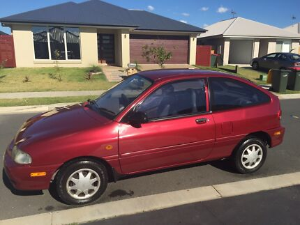 Ford Festiva Trio Manual Rothwell Redcliffe Area Preview