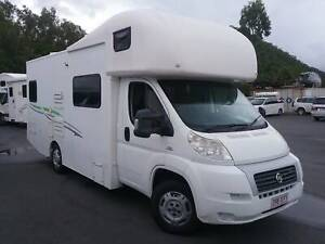Fiat 4 Berth Motorhome (398XPY) Cairns North Cairns City Preview