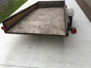 Golf cart trailer for sale