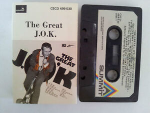 JOHNNY-OKEEFE-THE-GREAT-J-O-K-AUSTRALIAN-RELEASE-CASSETTE-TAPE