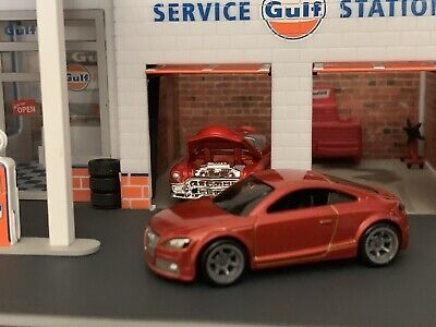 Hot Wheels '09 Audi TTS Orange 2010 Speed Machines Limited Edition Rare