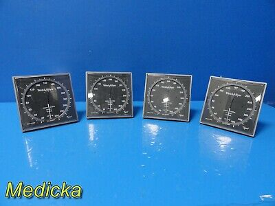 Lot Of 4 Welch Allyn Tycos 767 Aneroid Sphygmomanometer Only 20750