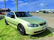 2004 Ford Falcon XT Automatic Sedan – GREAT VALUE! Garbutt Townsville City Preview
