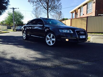2006 AUDI A6 3.0TDI Quattro selling cheap may swap  St Albans Brimbank Area Preview