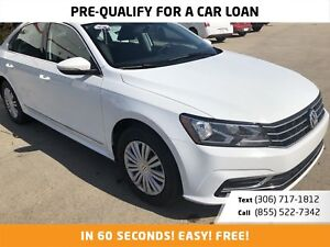 2016 Volkswagen Passat 1.8 TSI Trendline Heated Seats, Air Co...