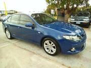 2010 Ford Falcon XR6 SEDAN AUTO LPG $7990 St James Victoria Park Area Preview