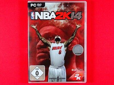 PC DVD-Spiel: NBA 2K 14 * Z: gut * gebraucht  gebraucht kaufen  Solingen