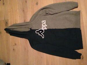 Kappa kontroll hoodie