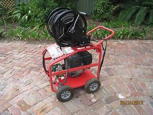 High Pressure Water Power Washer - Powered by Honda Petrol Motor Emu Plains Penrith Area Preview