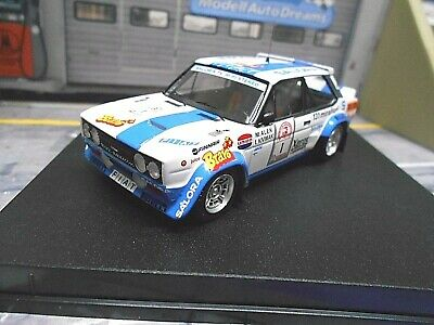 FIAT 131 Abarth Rallye WM Gr.4 1000 Lakes 1980 #1 Alen Salora Bravo Trofeu 1:43  na sprzedaż  Wysyłka do Poland