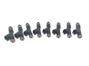 Ford Fuel Injectors OEM AL3Z9F593B Set of 8 New AL3E-F7A