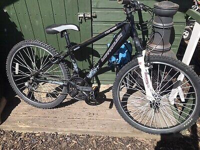 Baracuda Aluminium Mountain Bike Unisex Shimano Parts Suspension Tonga 606 Alloy