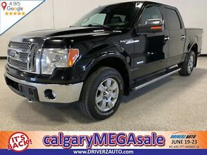 2011 Ford F-150 Lariat CLEAN CARFAX, ONE OWNER, EXCELLENT CON...